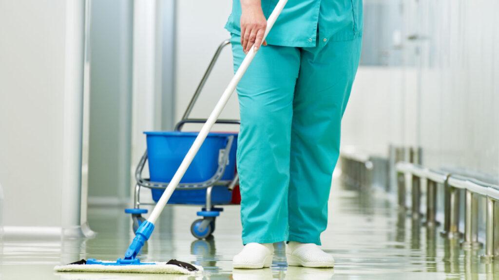 protocolo de limpieza y desinfeccion en clinicas