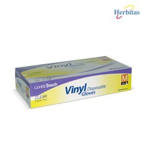 guantes desechables vinyl