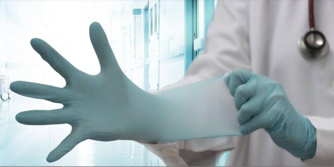 tipos de guantes desechables