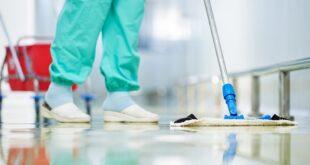 limpieza clinicas