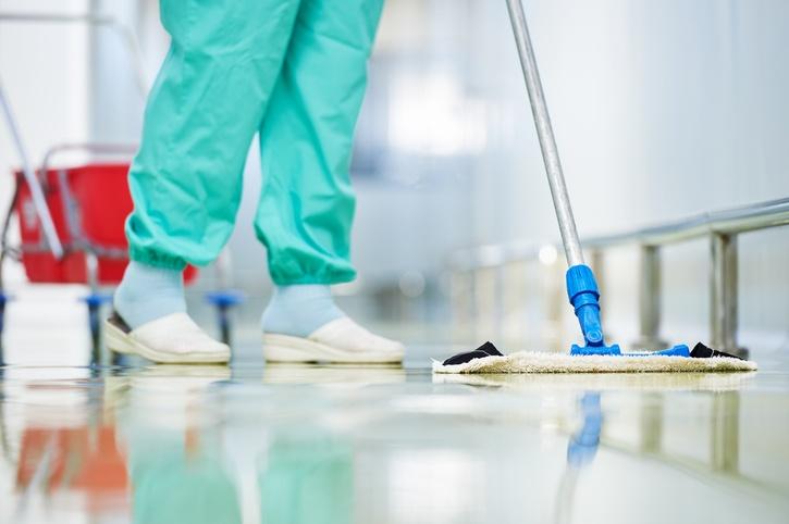 limpieza en clinicas