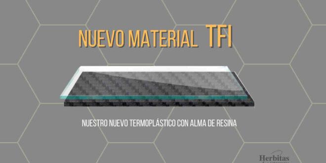 Nuevo material TFI